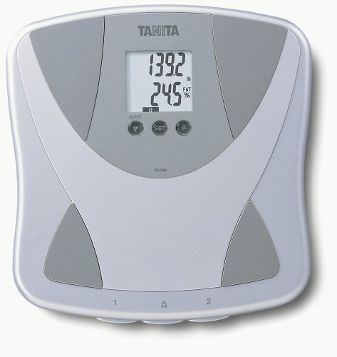 Tanita body fat monitors