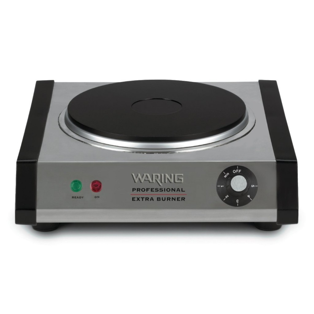 Waring Pro Countertop Portable Burner