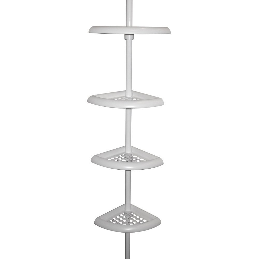 5 Best Pole Caddy Great Space Saver For Any Bathroom