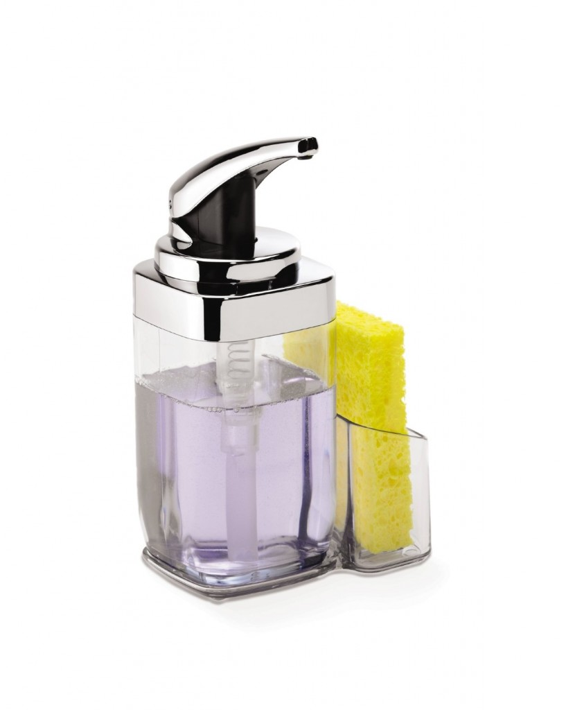 5 Best Simplehuman Soap Dispenser Dispensing Soap In A