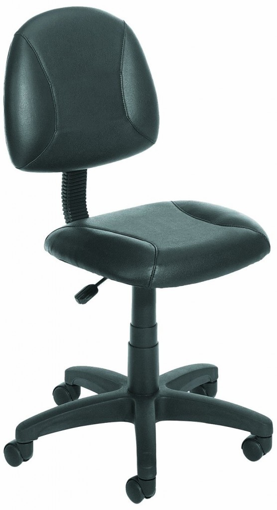 Boss Leather Plus Posture Task Chair