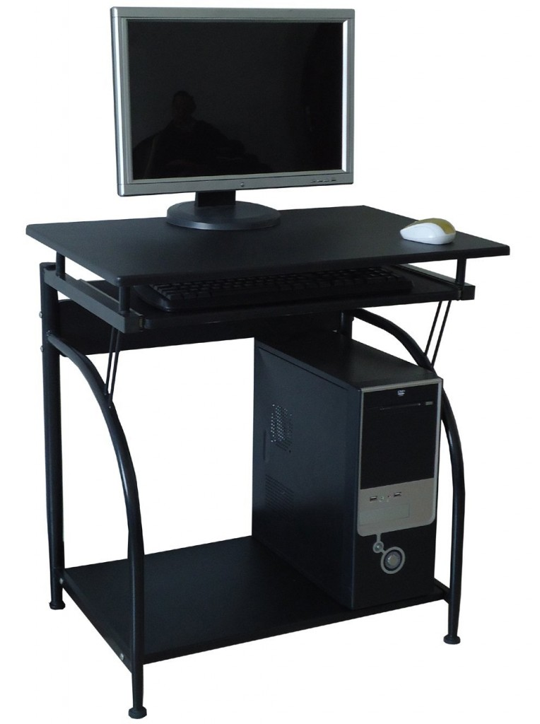 Computer Desk With Pullout Keyboard Tray Comfort S 50 1001