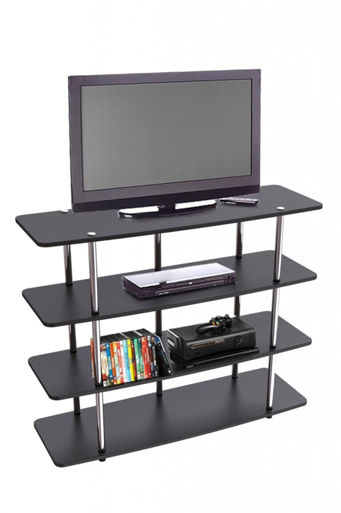 Convenience Concepts Designs-2-Go Highboy TV Stand
