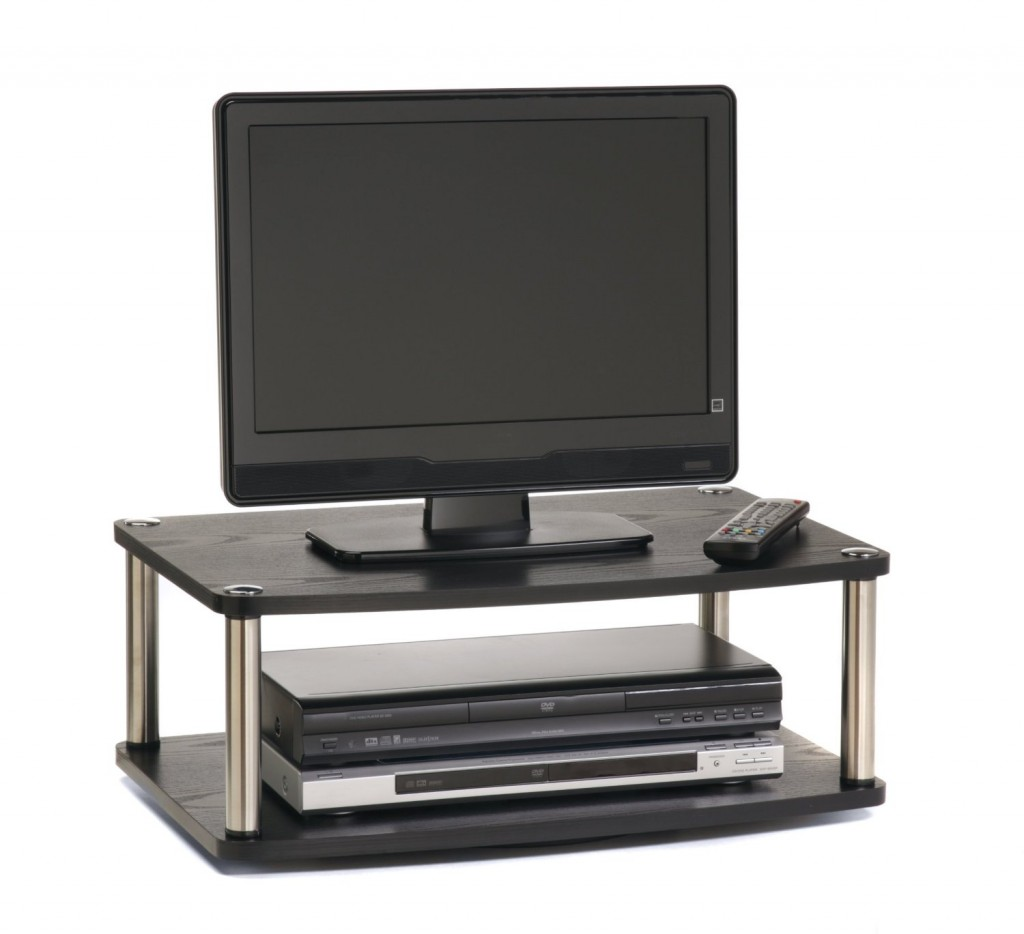 Convenience Concepts Designs2Go 2-Tier Swivel TV Stand