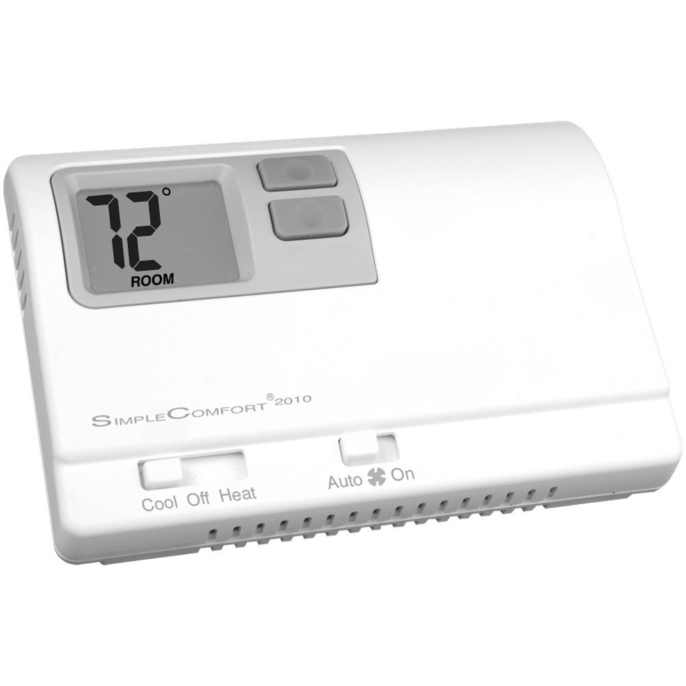 5 Best Non Programmable Thermostat  U2013 Simple Peace Of Mind And Total Home Comfort
