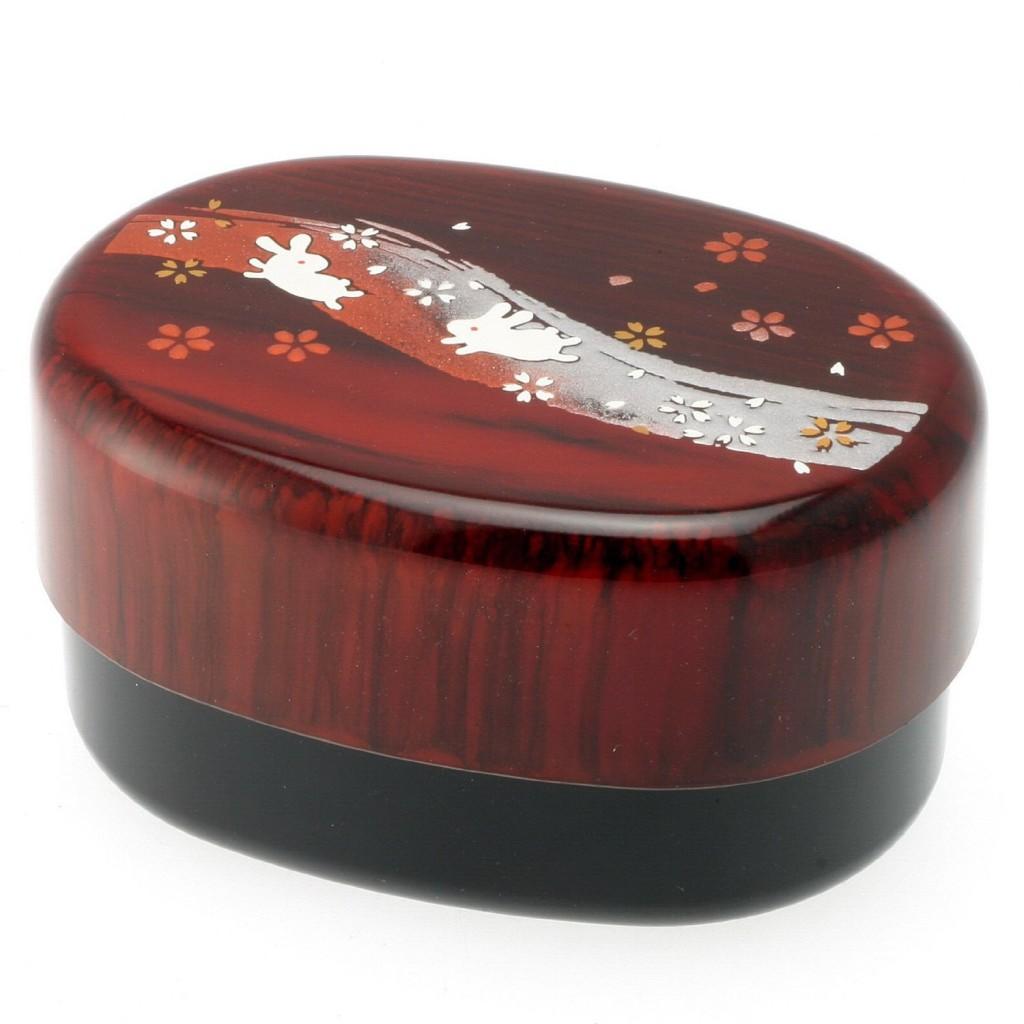 Kotobuki 2-Tiered Bento Box