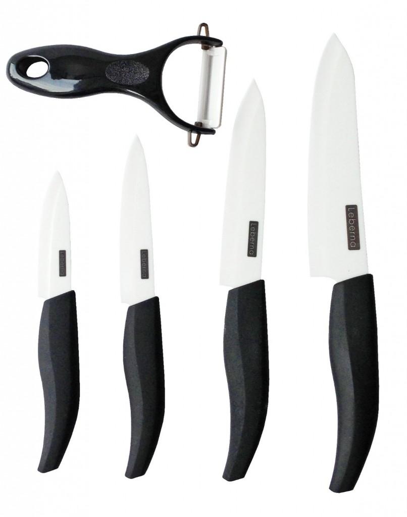 Leberna Ceramic Knife Set