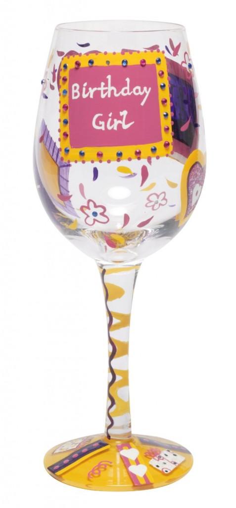 Lolita Love My Wine Glass