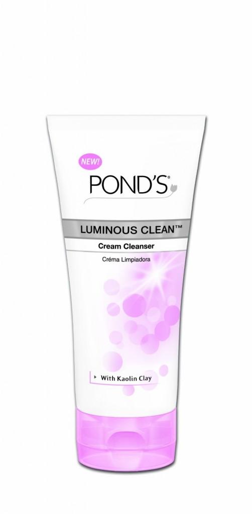 POND'S Luminous Clean Cream Cleanser