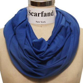 Scarfand's Light Weight Infinity Scarf