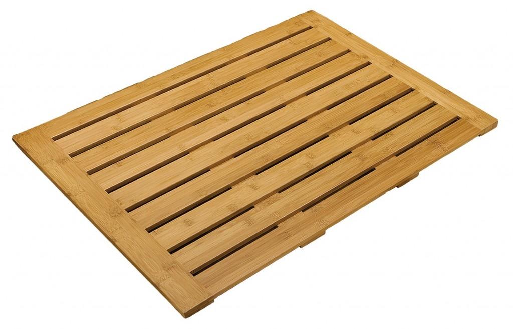 Seville Classics Bamboo Floor Mat