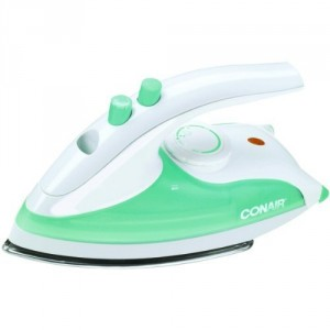 Convenient Travel Iron