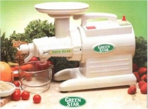 Green Star Juicer