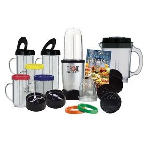 Magic Bullet Mixer And Blender