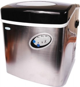NewAir Portable Ice Maker - Never buy extra ice again