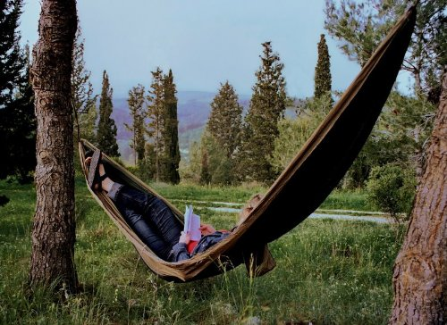 Portable Hammock - Ready to go anywhere