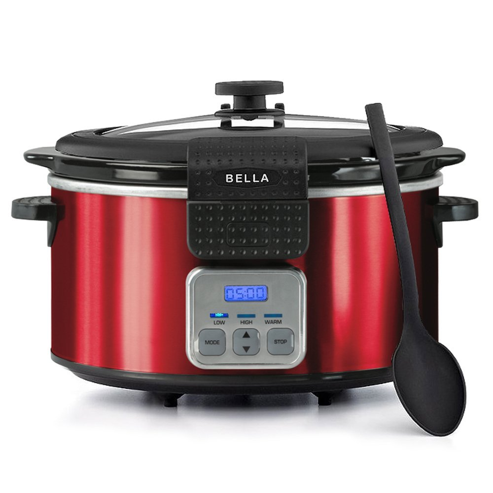 BELLA Programmable Slow Cooker