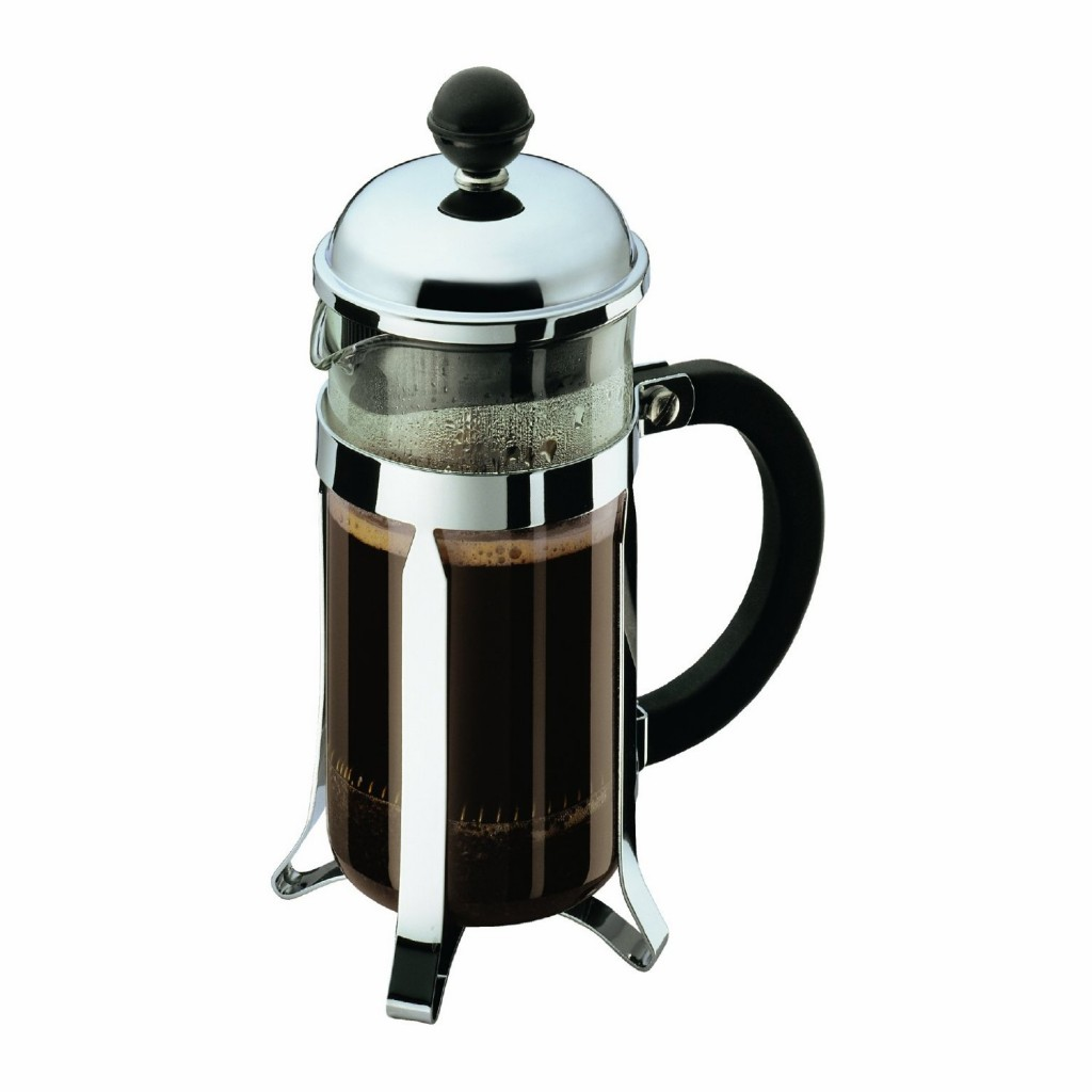 Bodum Chambord 3 Cup Shatterproof French Press Coffeemaker 1024x1024 Stainless Steel French Press Amazon