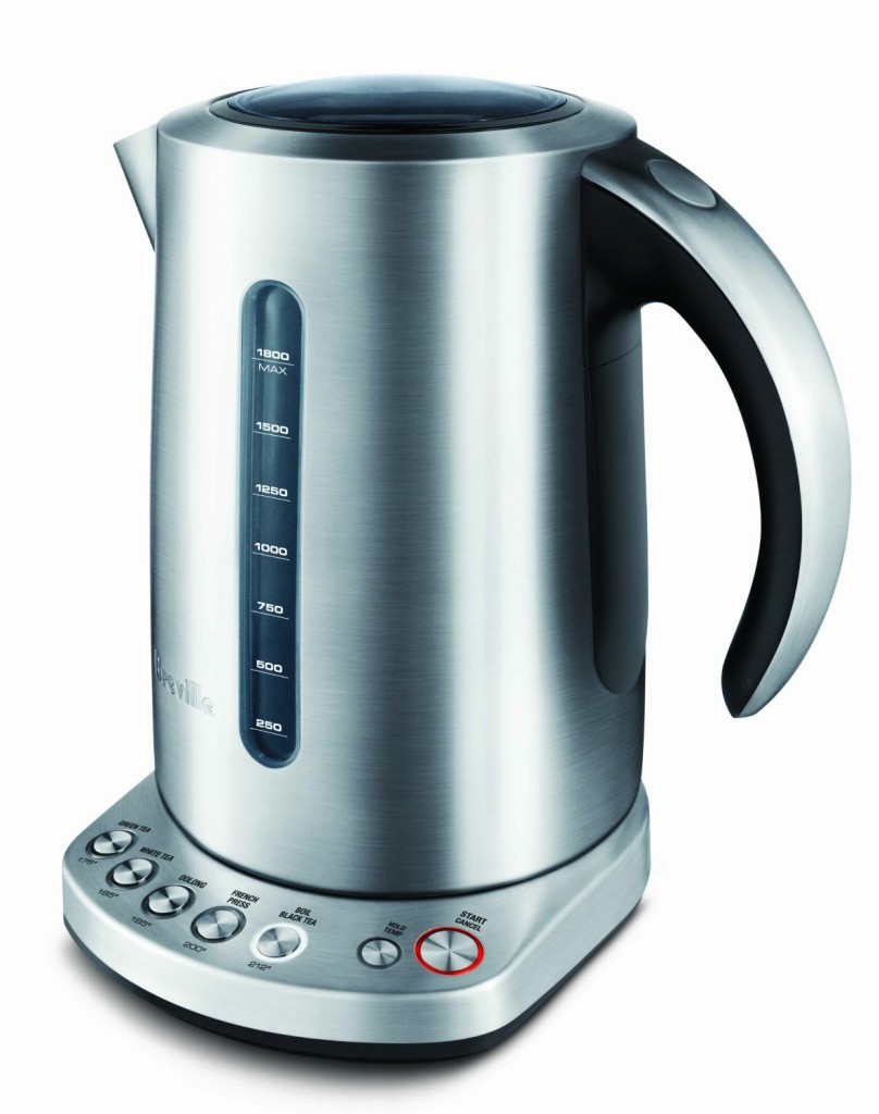 Breville Electric Tea Kettle ~ Best variable temperature electric kettle heat to your