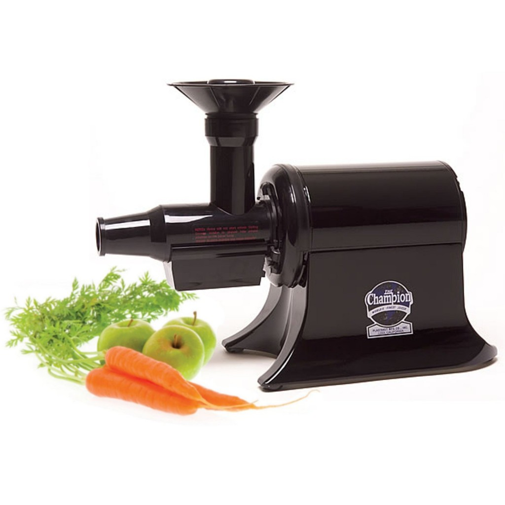 Champion Juicer's Heavy Duty Commercial Juicer