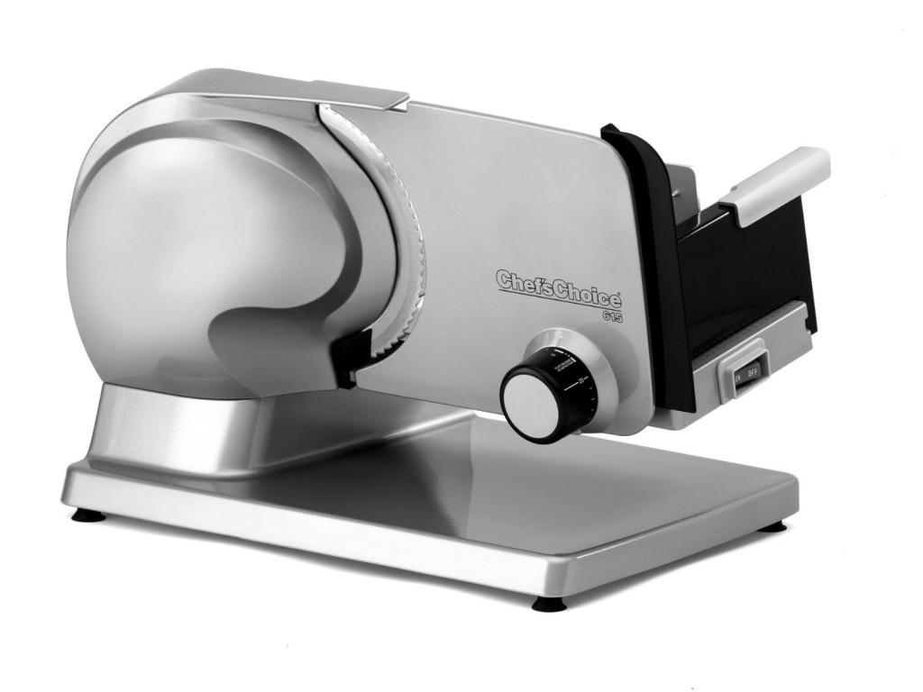 Chef's Choice 615 Premium Electric Food Slicer