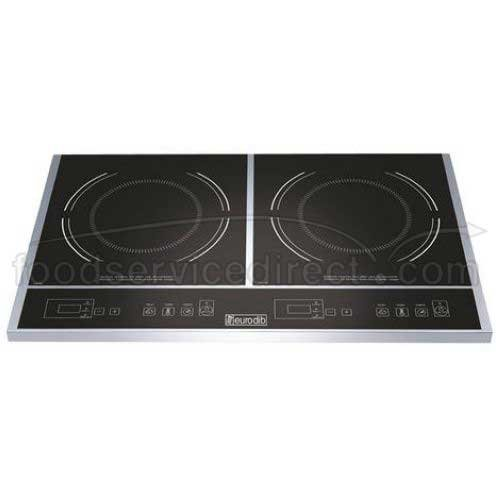 Eurodib Double Induction Cooker