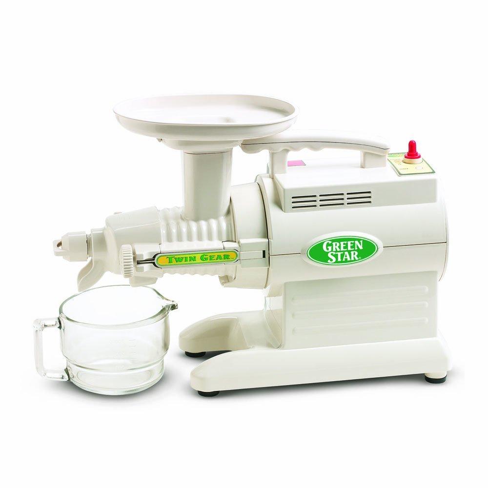 Green Star Complete Juice Extractor GS-2000