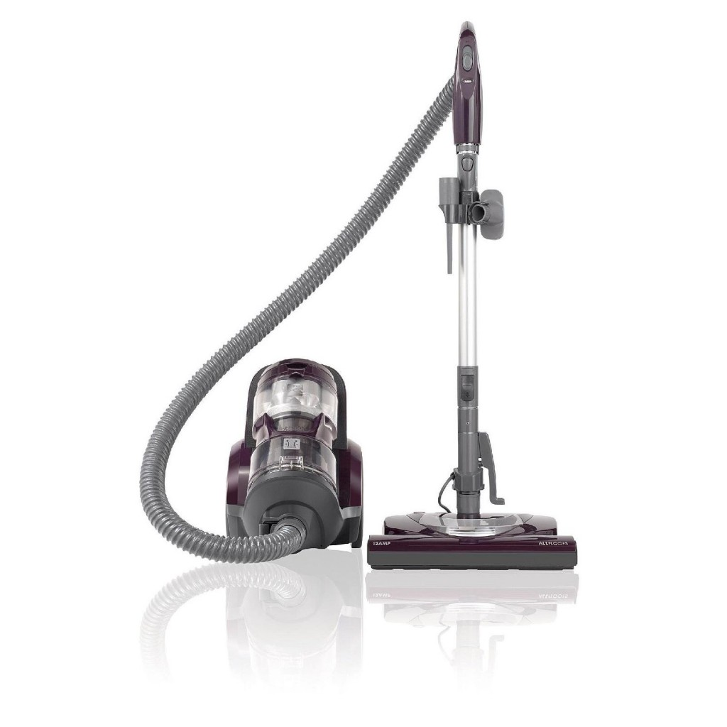 Kenmore Purple Bagless Canister Vacuum Cleaner 22614