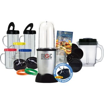 Magic Bullet Express Deluxe 26-piece