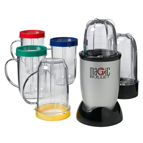 Blender Or Food Processor Or Magic Bullet