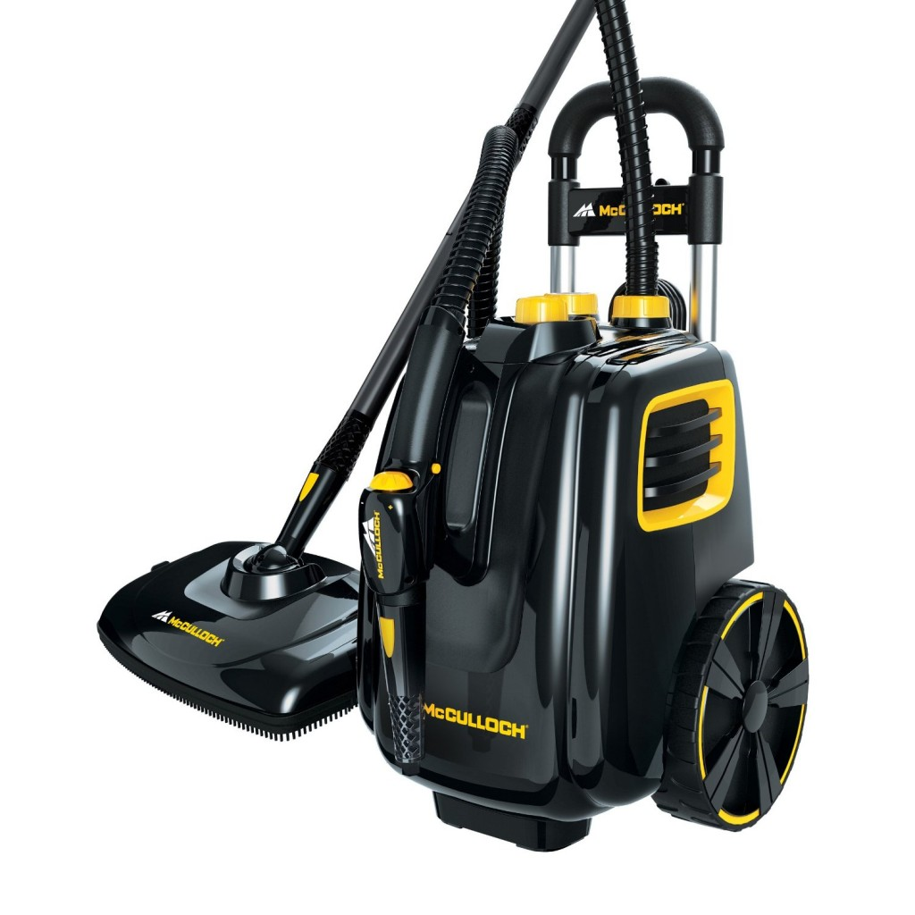 5 Best Mcculloch Steam Cleaner Great Helper For Any Home