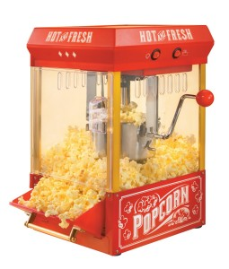 5 Best Nostalgia Electrics Popcorn Maker – Enjoy fresh taste of crunchy, delicious popcorn anytime