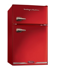 5 Best Red Nostalgia Electrics Refrigerator – Cool snacks, beverages anytime you want