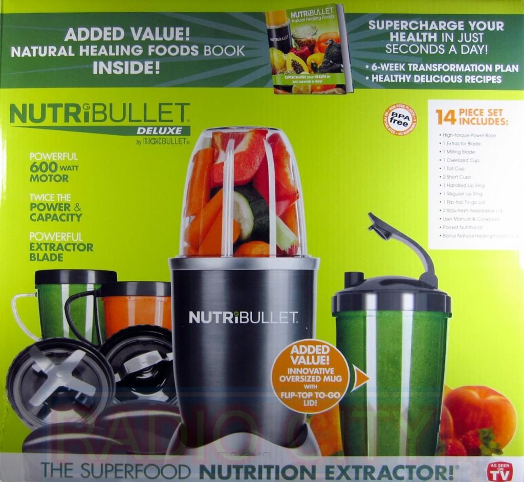 Nutribullet 14-Piece Nutrition Extractor