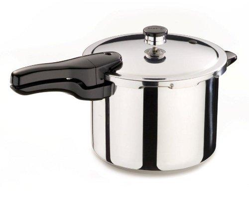Presto Stainless Steel Pressure Cooker