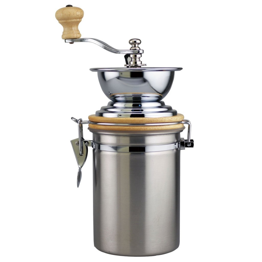 Hand Coffee Grinder ~ Best stainless steel manual coffee grinder enjoy