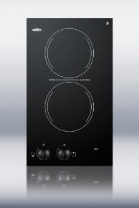 Two Burner Electric Cooktop