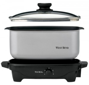 5 Best West Bend Slow Cooker 5 Qt – Serve your family with mouth-watering meals