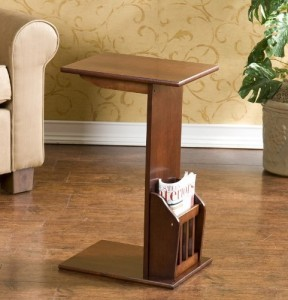Snack Table - Convenient and function addition to any home