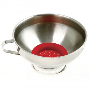 Stainless Steel Funnel - Kitchen more efficient and more enjoyable