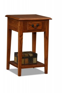 Side Table with Drawer - Add both convenience and style to your room