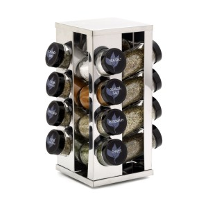 Spice Racks with Spices - Give you both storage and spices