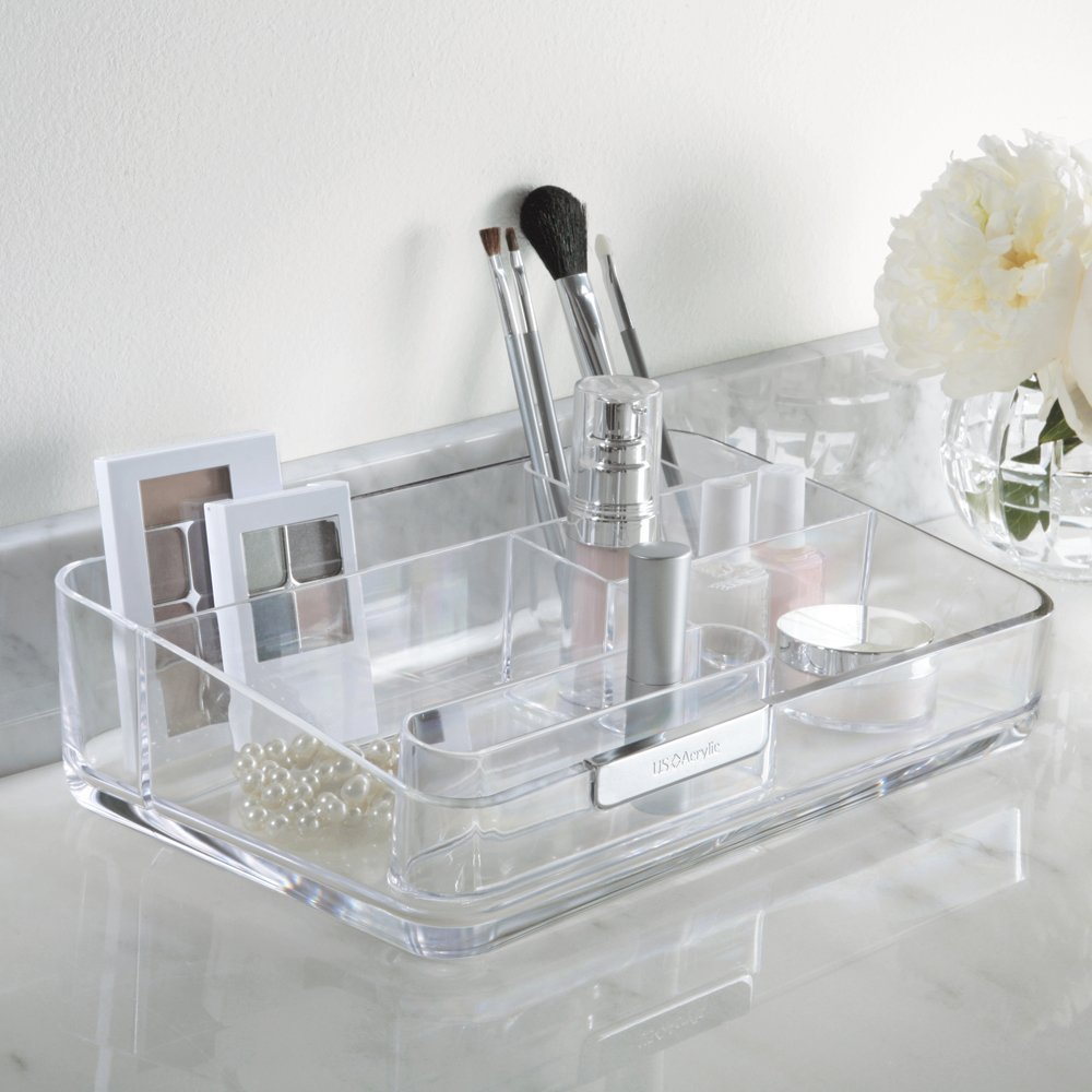 cosmetic organizer elegant and functional addition to any bathroom