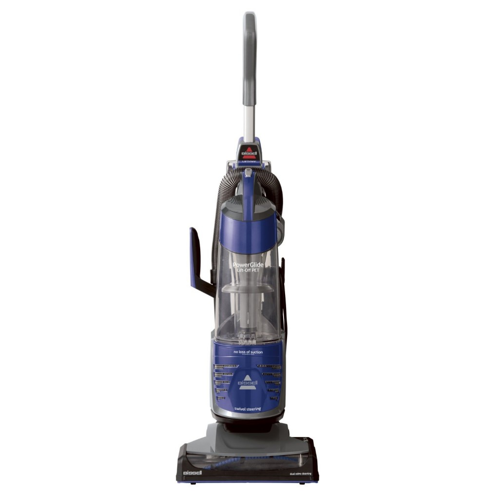 BISSELL PowerGlide Pet Bagless Upright Vacuum