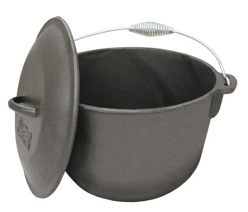 Bayou Classics Cast Iron Covered Soup Pot