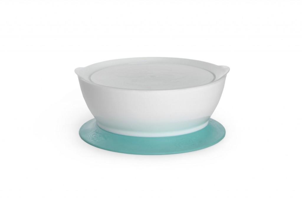 CaliBowl Non-Spill Toddler Suction-Base Bowl