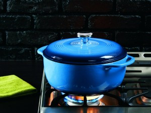 Cast Iron Soup Pot - On your stove and your table