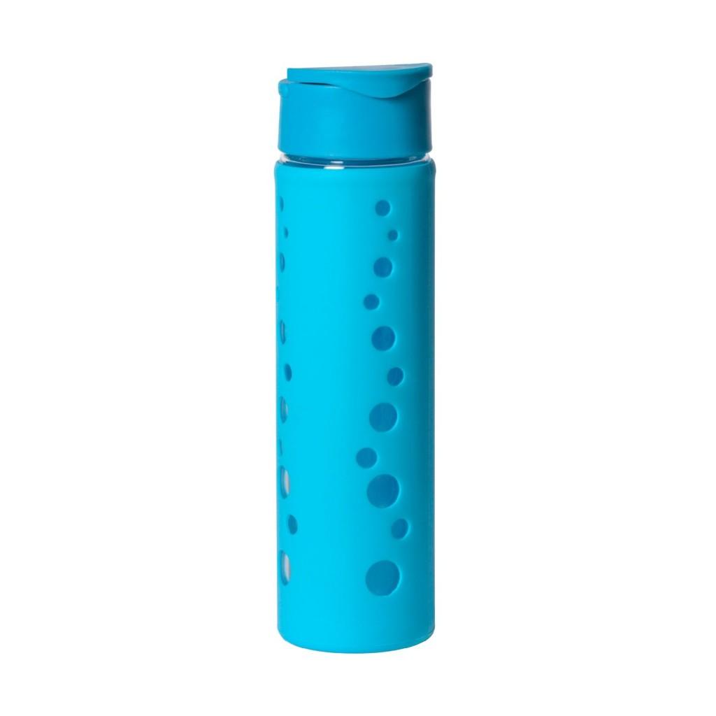 Design For Living Glass Water Bottle