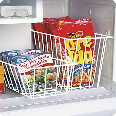 Freezer Storage Basket Small