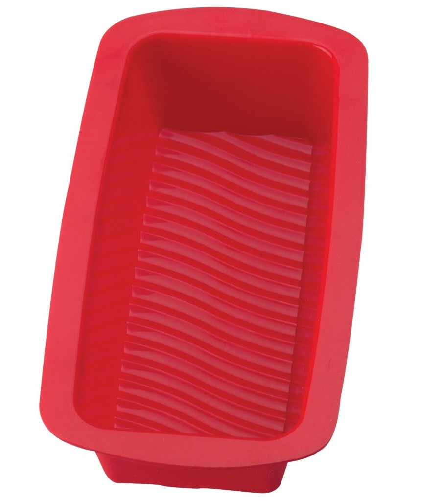 HIC Brands that Cook Essentials Silicone Loaf Pan